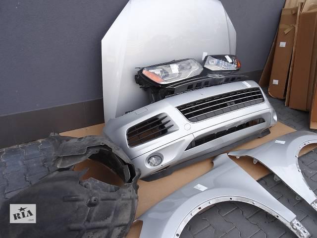купить бу Б/у бампер передний для легкового авто Volkswagen Touareg в Здолбунове