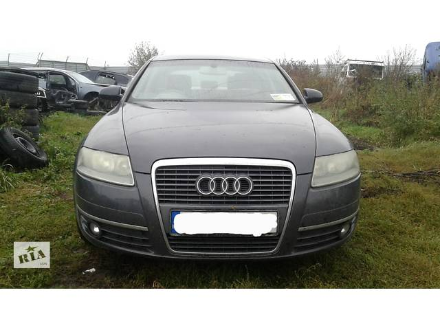 бу Б/у бампер передний для седана Audi A6 в Львове