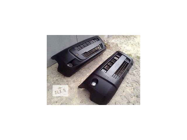 продам Б/у бампер передний Fiat Fiorino Qubo Nemo Bipper бу в Хмельницком
