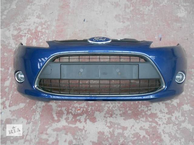 бу Б/у бампер передний  Ford Fiesta New в Киеве