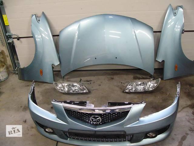 бу Б/у Бампер передний Mazda 6 2002-2008 в Киеве