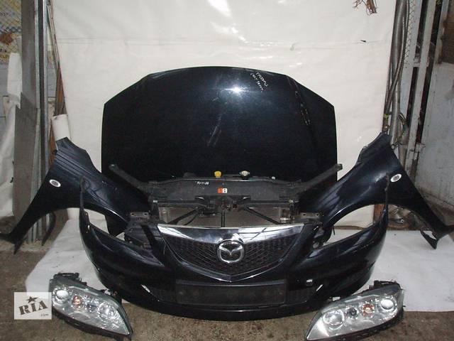 продам Б/у Бампер передний Mazda 6 бу в Киеве