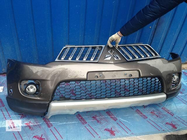 бу Б/у Бампер передний Mitsubishi L 200 в Киеве