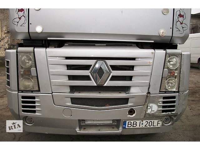 продам Б/у бампер передний Renault Magnum DXI Рено Магнум 440 2005г Evro3 бу в Рожище