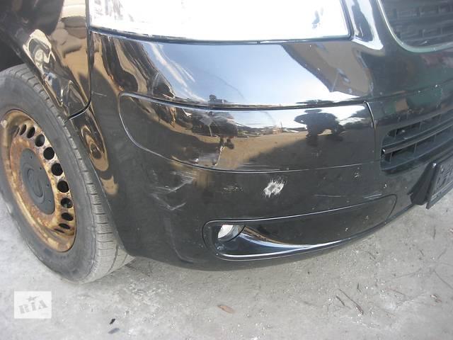 купить бу Б/у бампер передний с галогенками Volkswagen T5 в Ровно