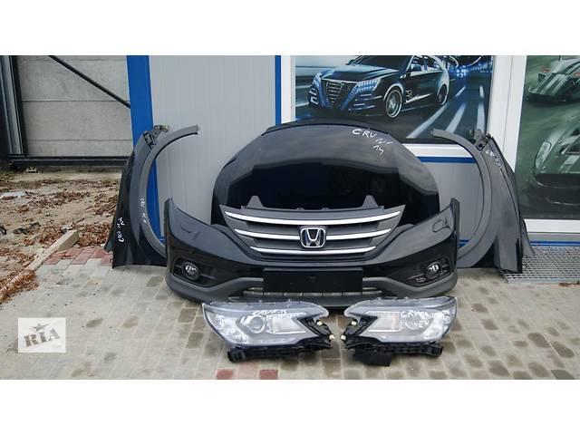 Б/у Бампер передний, задний Honda CR-V 2012-2014- объявление о продаже  в Киеве