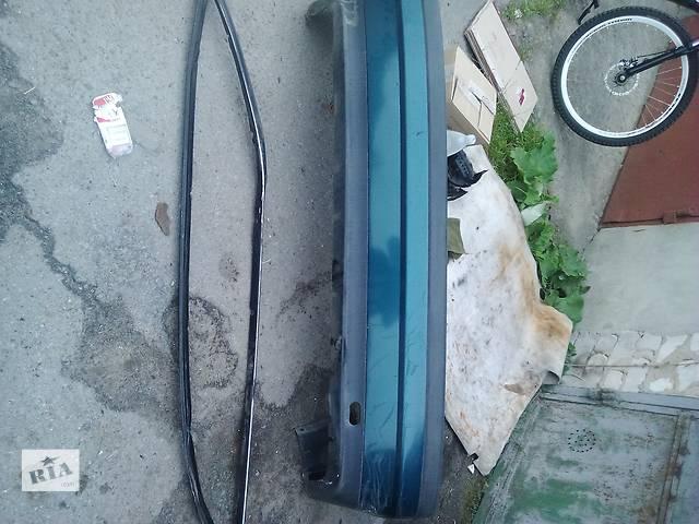 продам Б/у бампер задний для хэтчбека Lancia Delta бу в Новограде-Волынском