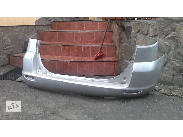 бу Б/у бампер задний для легкового авто Mazda 2 в Львове