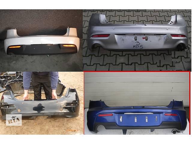 продам Б/у бампер задний для легкового авто Mazda 3 бу в Львове