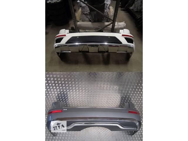 купить бу Б/у бампер задний для легкового авто Mercedes GL-Class w166 в Львове