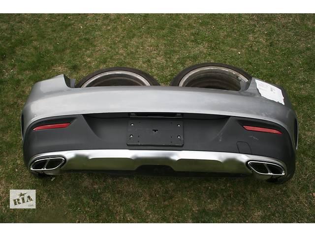 купить бу Б/у бампер задний для легкового авто Mercedes GLE-Class w292 в Львове