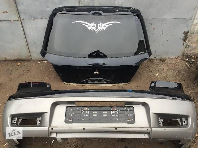 Б/у бампер задний для легкового авто Mitsubishi Outlander- объявление о продаже  в Киеве