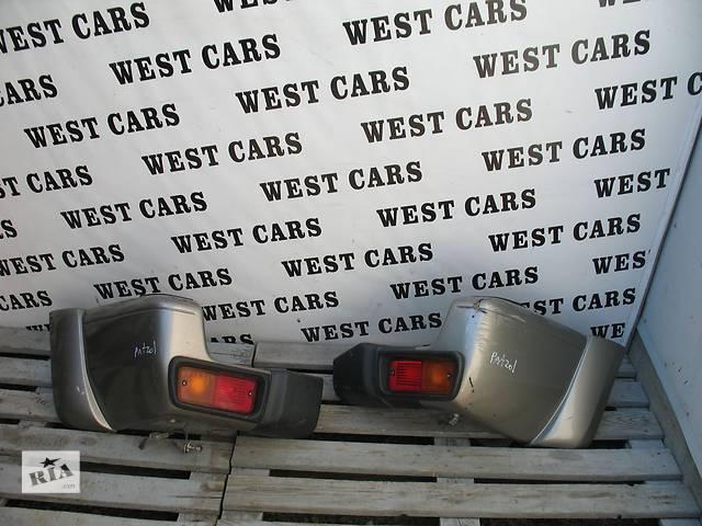 Б/у бампер задний для легкового авто Nissan Patrol GR- объявление о продаже  в Луцке