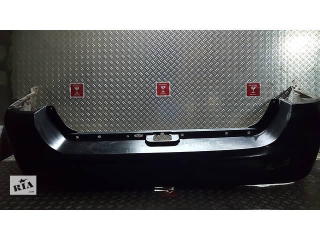 продам Б/у бампер задний для легкового авто SsangYong Rexton бу в Ровно