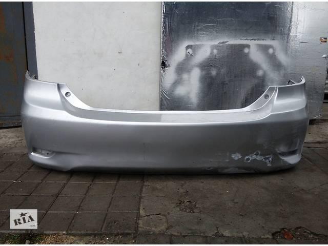 бу Б/у бампер задний для легкового авто Toyota Corolla 2010-2013 в Львове