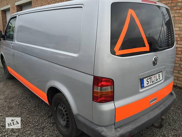 бу Б/у бампер задний для легкового авто Volkswagen T5 (Transporter) в Луцке