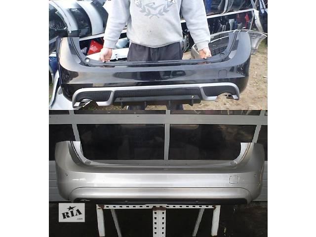 продам Б/у бампер задний для легкового авто Volvo V60 бу в Львове
