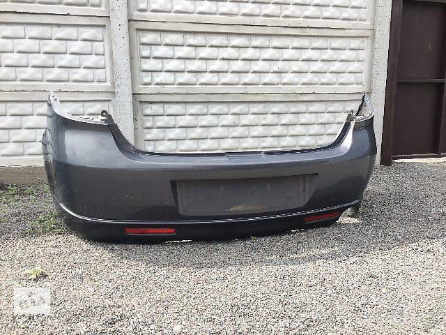 бу Б/у бампер задний для седана Mazda 6 в Ровно