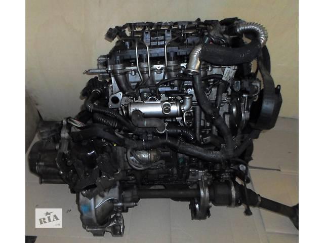 купить бу Б/у Блок двигателя Citroen Xsara Picasso Ситроен Пикассо 1,6 HDI 2006 в Рожище