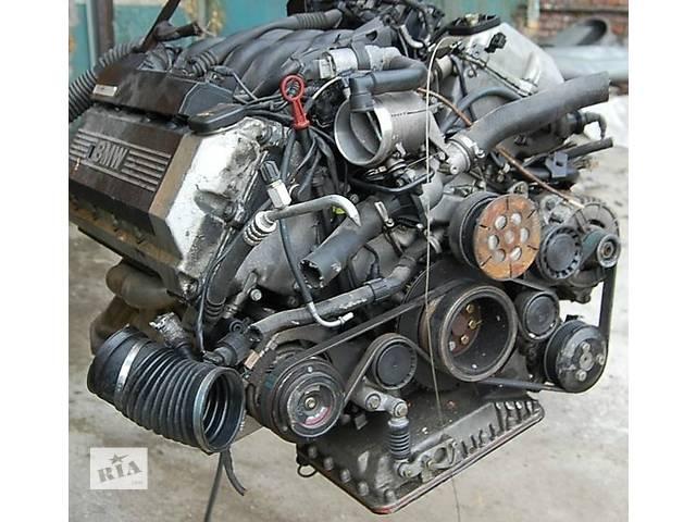 купить бу Б/у блок двигателя для легкового авто BMW 7 Series e38 4.0 в Ужгороде