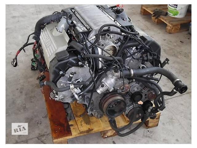 Б/у блок двигателя для легкового авто BMW X5 e53 4.4- объявление о продаже  в Ужгороде