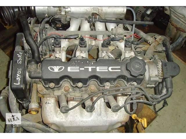 продам Б/у блок двигателя для легкового авто Daewoo Espero 1.5 бу в Иршаве