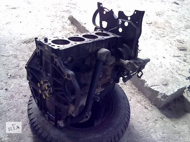 Б/у блок двигателя для легкового авто Daewoo Lanos 1,5 бенз 8 клап- объявление о продаже  в Яворове (Львовской обл.)