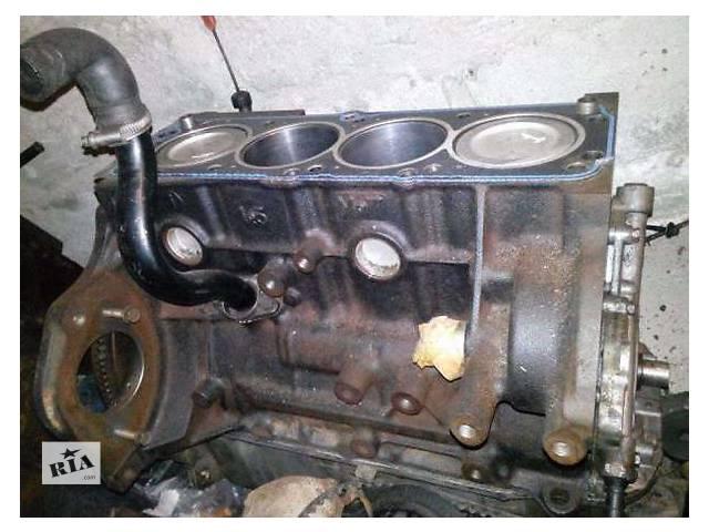 продам Б/у блок двигателя для легкового авто Daewoo Lanos 1,5 бу в Ужгороде