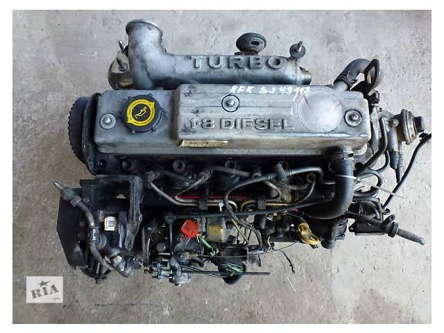 продам Б/у блок двигателя для легкового авто Fiat Ducato 1.8 бу в Ужгороде