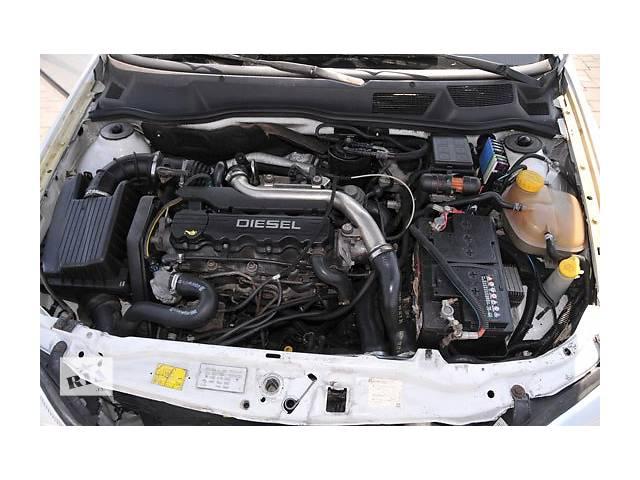 купить бу Б/у блок двигателя для легкового авто Opel Vectra B 1.7 td в Ужгороде