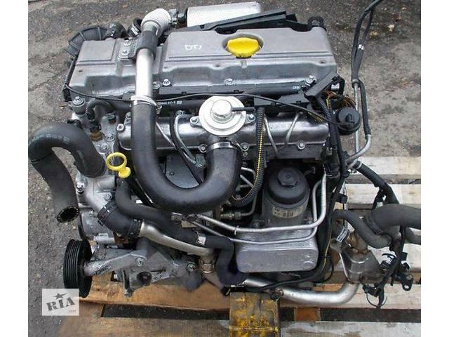 Б/у блок двигателя для легкового авто Opel Vectra B 2.2 dti- объявление о продаже  в Ужгороде