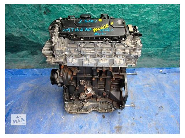 продам Б/у блок двигуна для легкового авто Renault Trafic 2.1 d бу в Ужгороде
