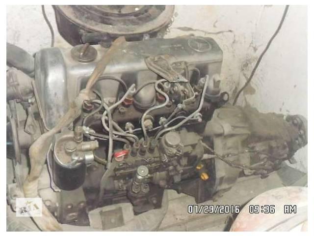 бу Б/у блок двигателя для универсала Mercedes 123 в Долине (Ивано-Франковской обл.)