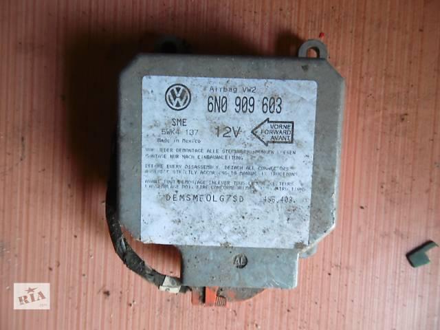 купить бу Б/у блок управления airbag для легкового авто Renault Espace в Дубно (Ровенской обл.)
