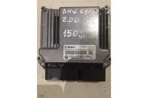 б/у Блоки управления двигателем BMW E