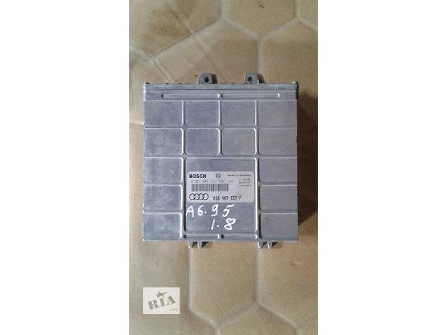 продам Б/у блок управления двигателем для легкового авто Audi A6 8D0907557F бу в Львове