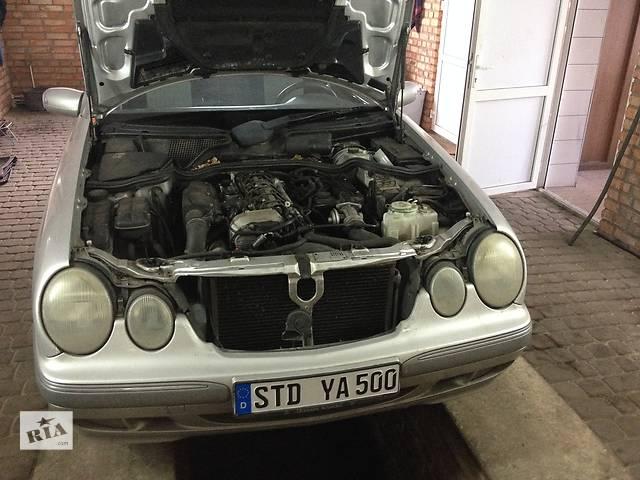 бу Б/у блок управления двигателем для легкового авто Mercedes 210 в Луцке