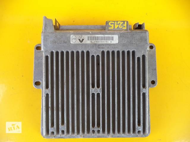 купить бу Б/у блок управления двигателем для легкового авто Nissan Kubistar (1,2)(97-08) в Луцке