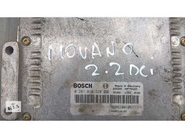 Б/у блок управления двигателем для легкового авто Opel Movano.0281011940- объявление о продаже  в Тернополе