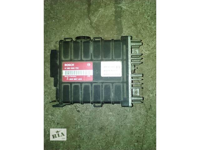 продам Б/у блок управления двигателем для легкового авто Volkswagen Golf / Jetta / Passat, Audi 80 / 100, Seat Toledo 1.8  бу в Прилуках (Черниговской обл.)