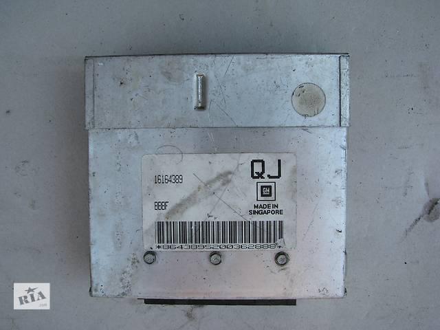 бу [Архив] Б/у блок управления двигателем Opel Astra F/Vectra A 1.6 C16NZ 1991-1994, GM 16164389 в Броварах
