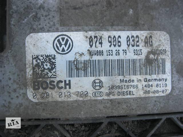продам Б/у блок управления двигателем Volkswagen Crafter 2.5 tdi бу в Ровно