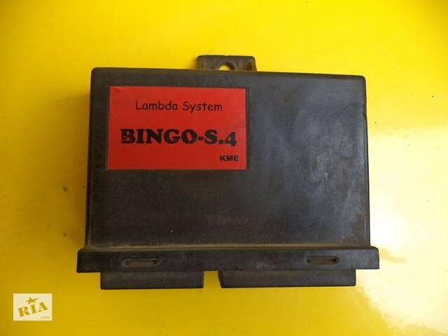 бу Б/у блок управления ГБО (BINGO-S.4) на две фишки в Луцке