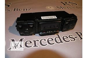 б/у Блоки управления печкой/климатконтролем Mercedes S-Class
