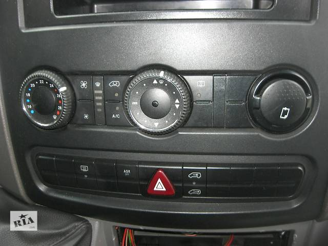 купить бу Б/у блок управления печкой переключатель печки Mercedes Sprinter 2006- в Ровно