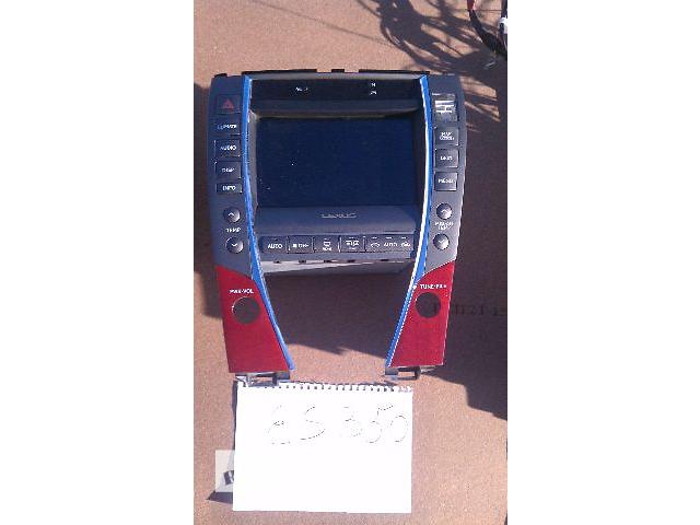 Б/у мультимедия Mark Levinson 86430-33020 и 86120-33820 Ресивер (радио), комплект (магнитофон) для с- объявление о продаже  в Одессе