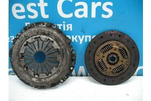 Б/У  Комплект сцепления (корзина + диск) на 1.6 бензин Cerato 4110028600. Вперед за покупками!