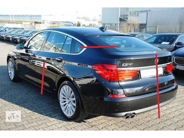 Б/у четверть автомобиля для легкового авто BMW 5 Series f07- объявление о продаже  в Львове