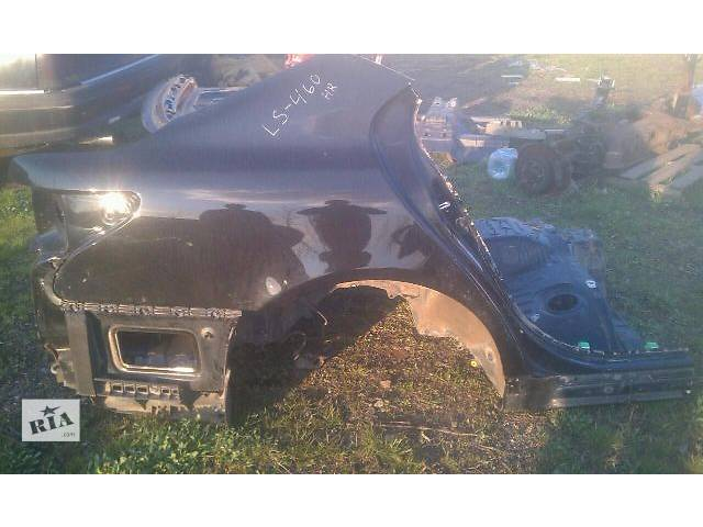 Б/у четверть автомобиля задняя правая 61611-50060 для седана Lexus LS 460 L 2007г- объявление о продаже  в Николаеве