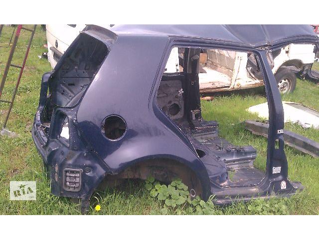 продам Б/у четверть задняя правая для хэтчбека Volkswagen Golf IV 2003 бу в Николаеве